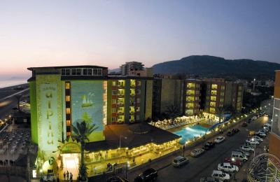 XENO HOTELS ALPINA 4 *