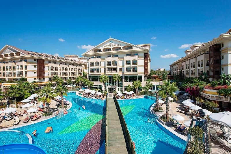 CRYSTAL PALACE LUXURY RESORT & SPA 5 *