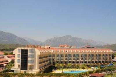 HOTEL CAMYUVA BEACH 4+ *