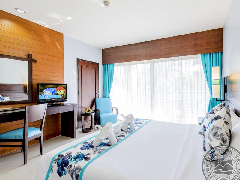 Почивка в PEACH HILL RESORT PHUKET 4 *