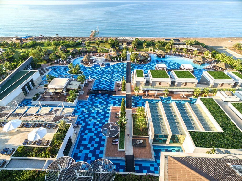 Почивка в SENSIMAR BELEK RESORT & SPA 5 *