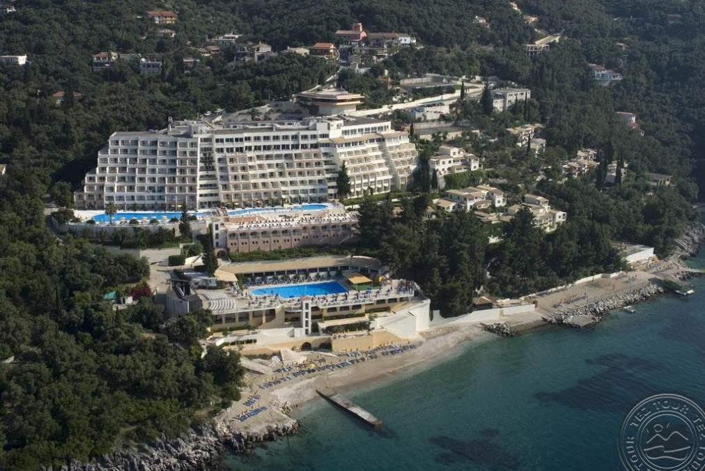 Почивка в SUNSHINE CORFU HOTEL & SPA 4 *