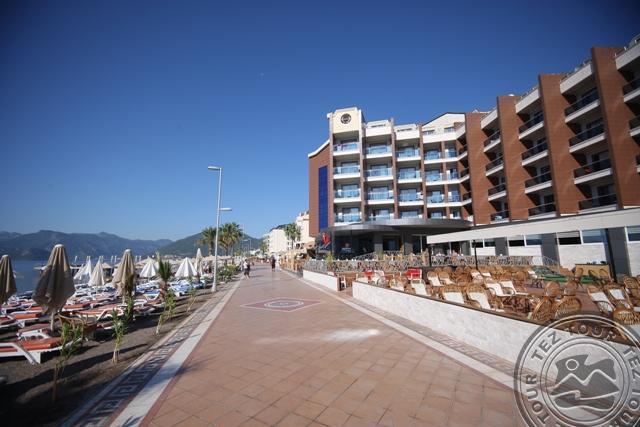 MEHTAP BEACH HOTEL 3+ *