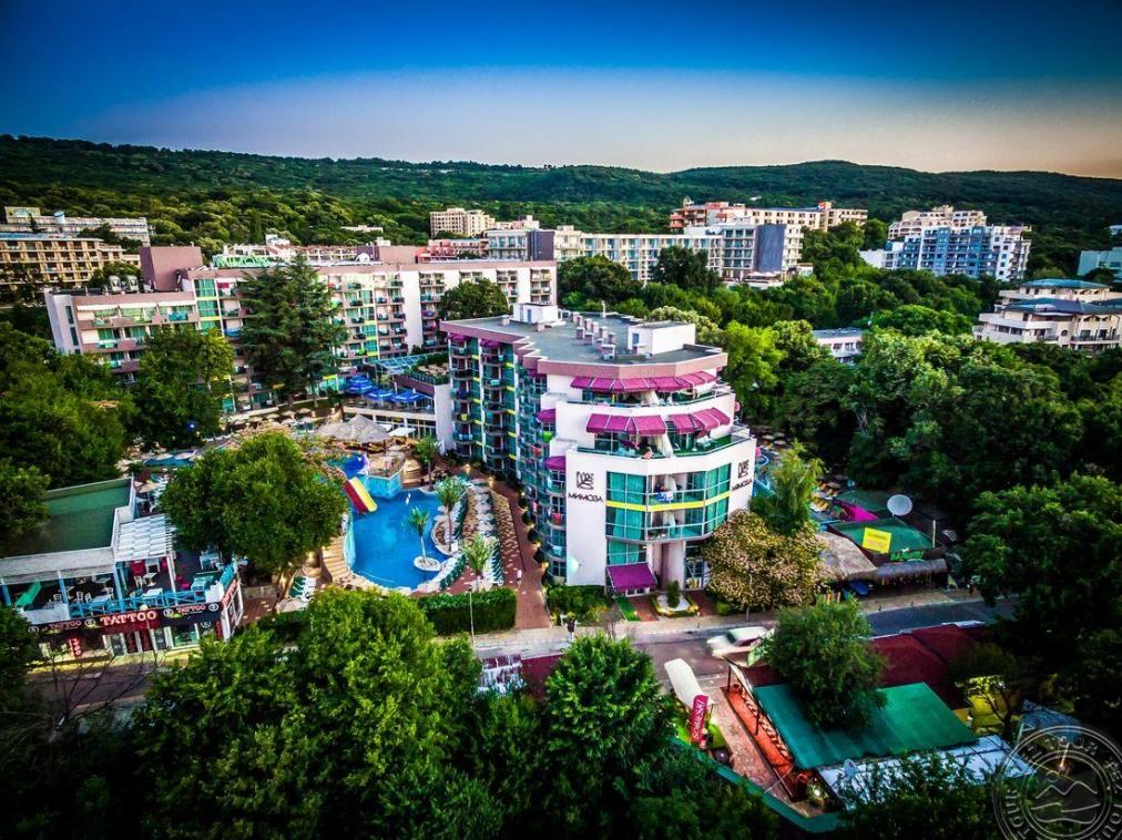 Почивка в COOEE MIMISA SUNSHINE HOTEL 4*