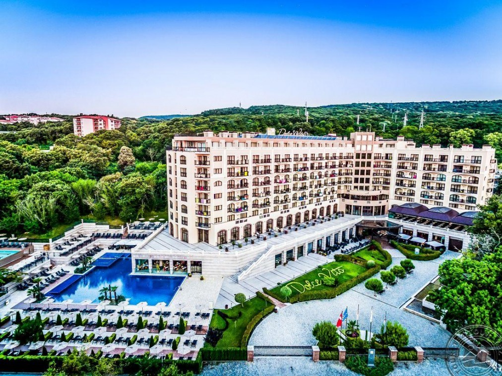 Почивка в LTI DOLCE VITA SUNSHINE RESORT 4*
