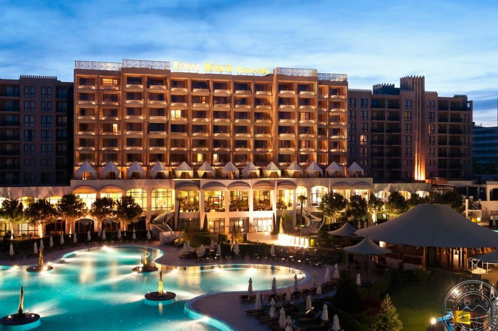 Почивка в BARCELO ROYAL BEACH 5*