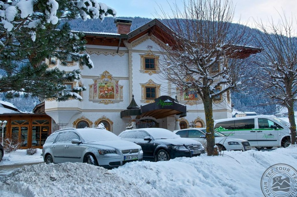Почивка в ALPEINER NATURE RESORT TIROL (NEUSTIFT) 4*