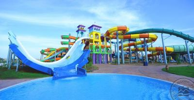 CHARMILLION CLUB AQUA PARK 4 *