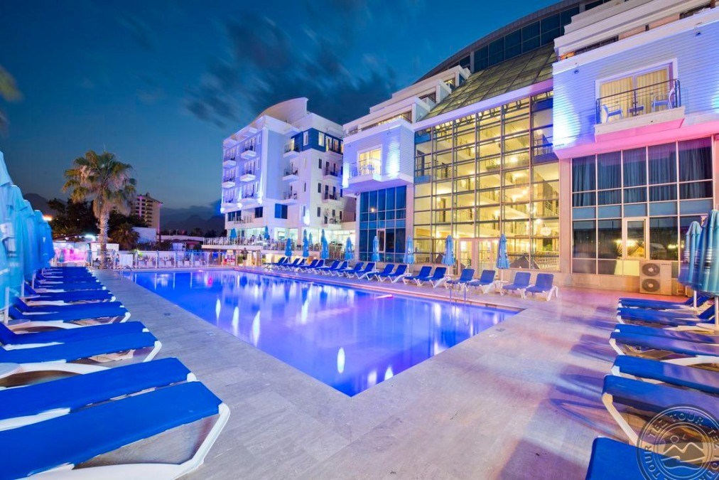 Почивка в SEALIFE FAMILY RESORT HOTEL 5 *