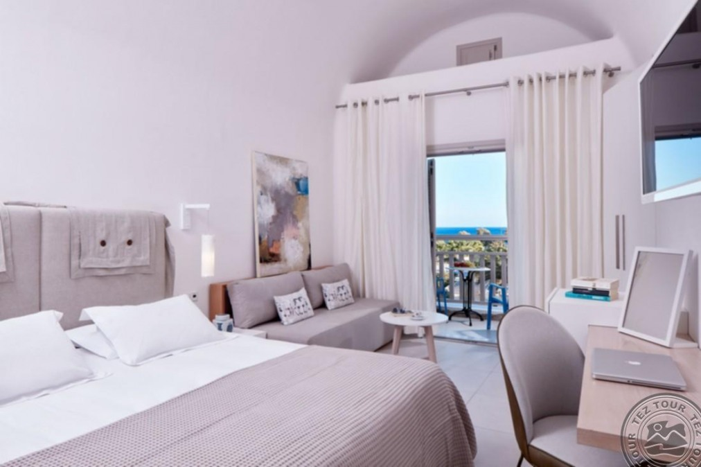 Почивка в SANTO MIRAMARE LUXURY RESORT HOTEL 4*