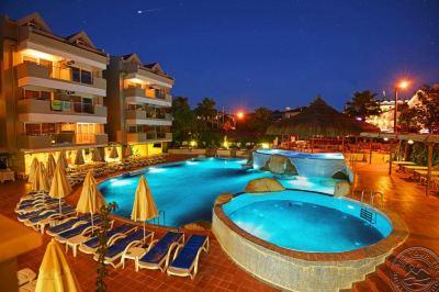 BEGONVILLE HOTEL 3+ *