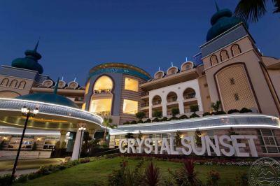 CRYSTAL SUNSET LUXURY RESORT & SPA 5 *