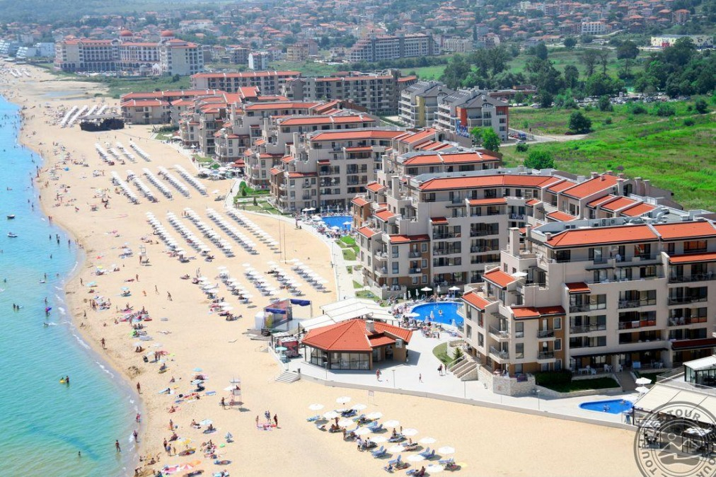 Почивка в OBZOR BEACH RESORT 4*