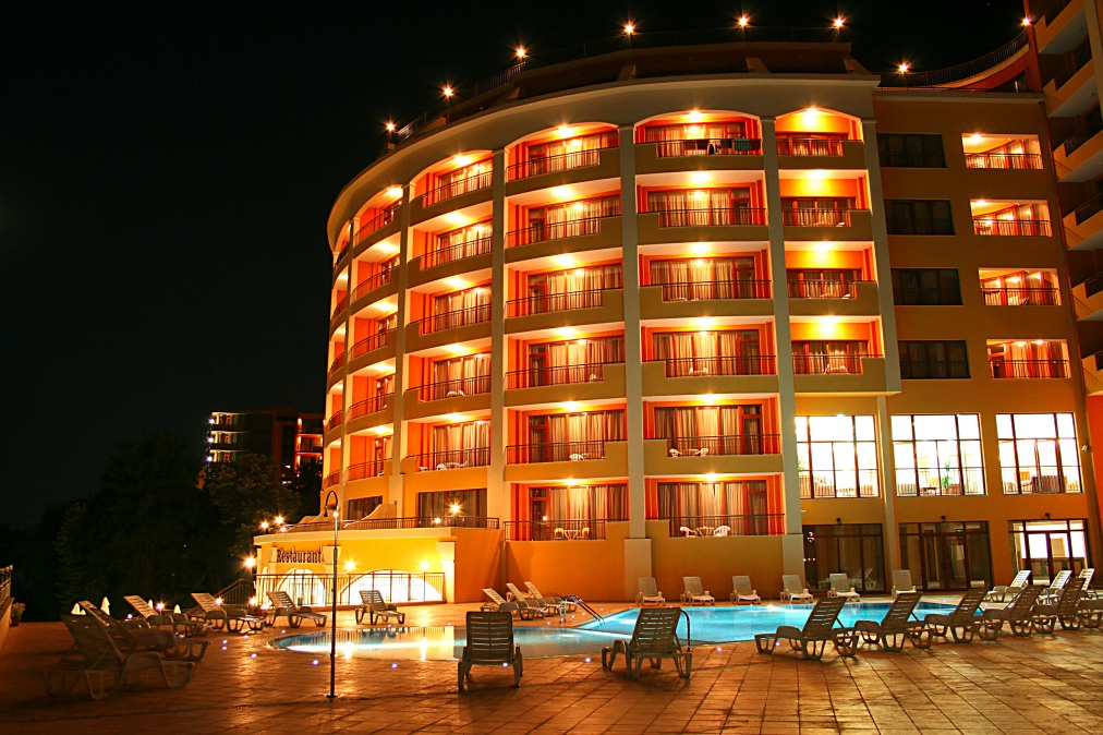 Почивка в CENTRAL GOLDEN SANDS 4*