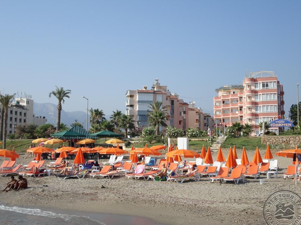 Почивка в GRAND BAYAR BEACH HOTEL 3 *