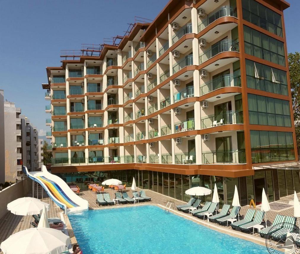 TURKMEN HOTEL 3 *