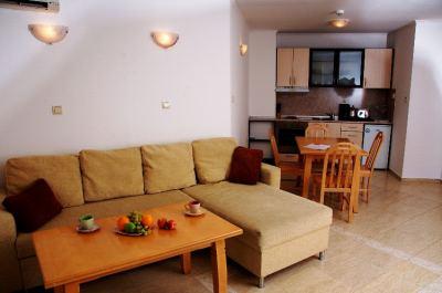 DINEVI RESORT PREMIUM FIRST LINE Aparthotel 4*