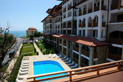 DINEVI RESORT THIRD LINE Aparthotel 4*