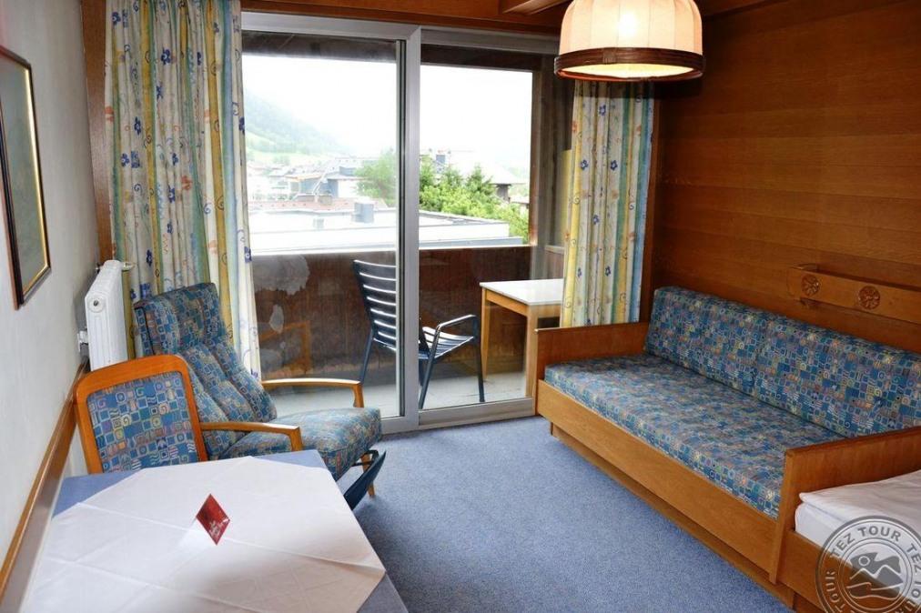 Почивка в FRIEDRICHSBURG HOTEL GARNI (BAD HOFGASTEIN) 3*