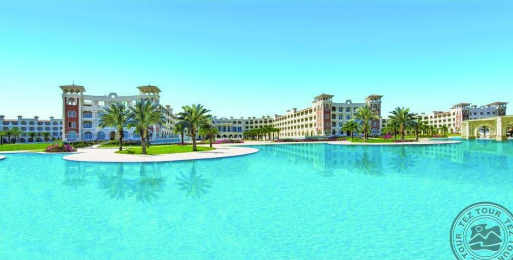 Почивка в BARON PALACE RESORT SAHL HASHESH 5 *