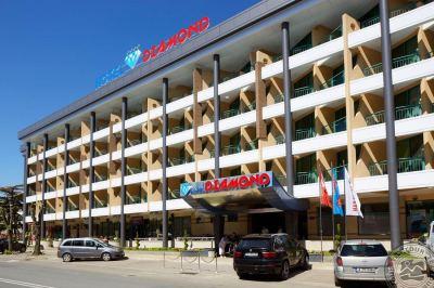 DIAMOND HOTEL SUNNY BEACH 4*