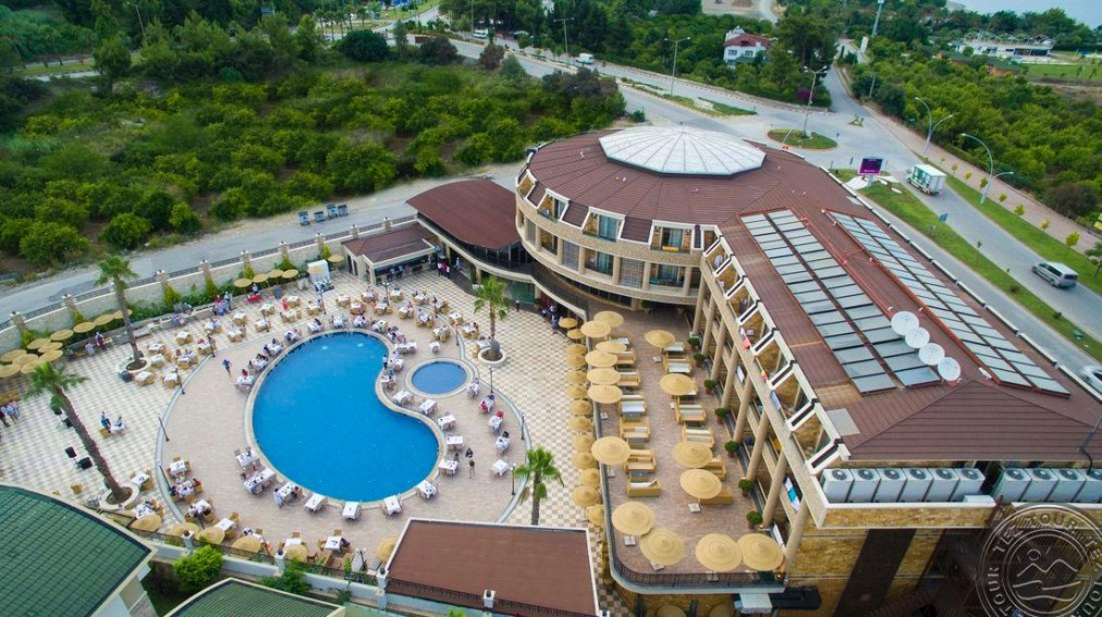 ELAMIR RESORT HOTEL 4 * (ex. KEMER BOTANIK RESORT 4*)