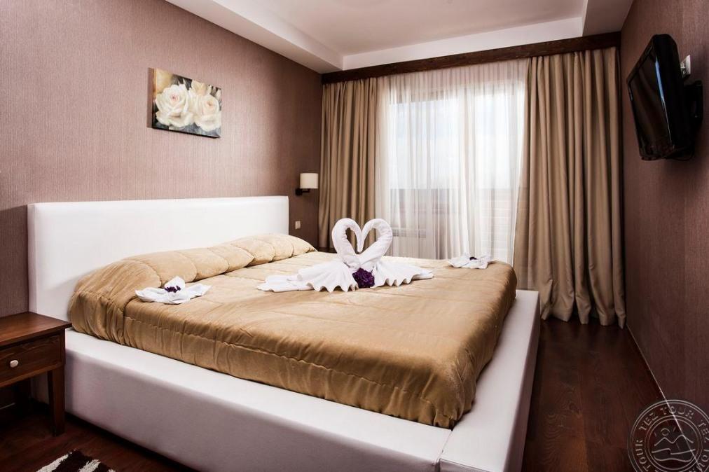 Почивка в REGNUM BANSKO APART HOTEL & SPA 5*