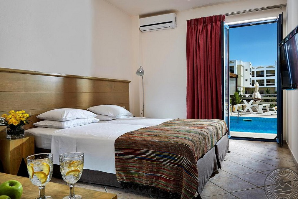 Почивка в MANOS MARIA HOTEL & APARTMENTS 4 *