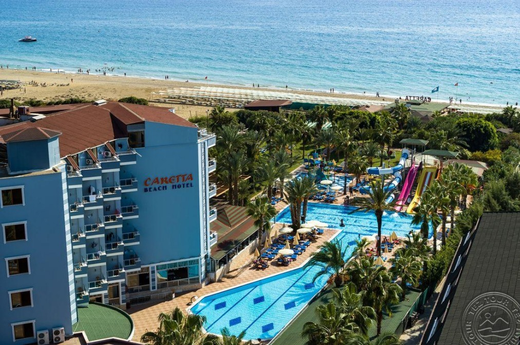 Почивка в CLUB HOTEL CARETTA BEACH 4 *