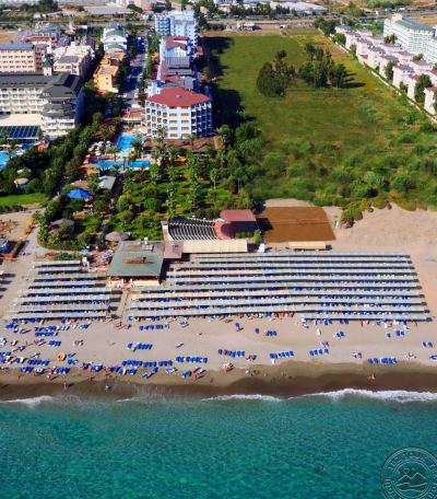 CLUB HOTEL CARETTA BEACH 4 *