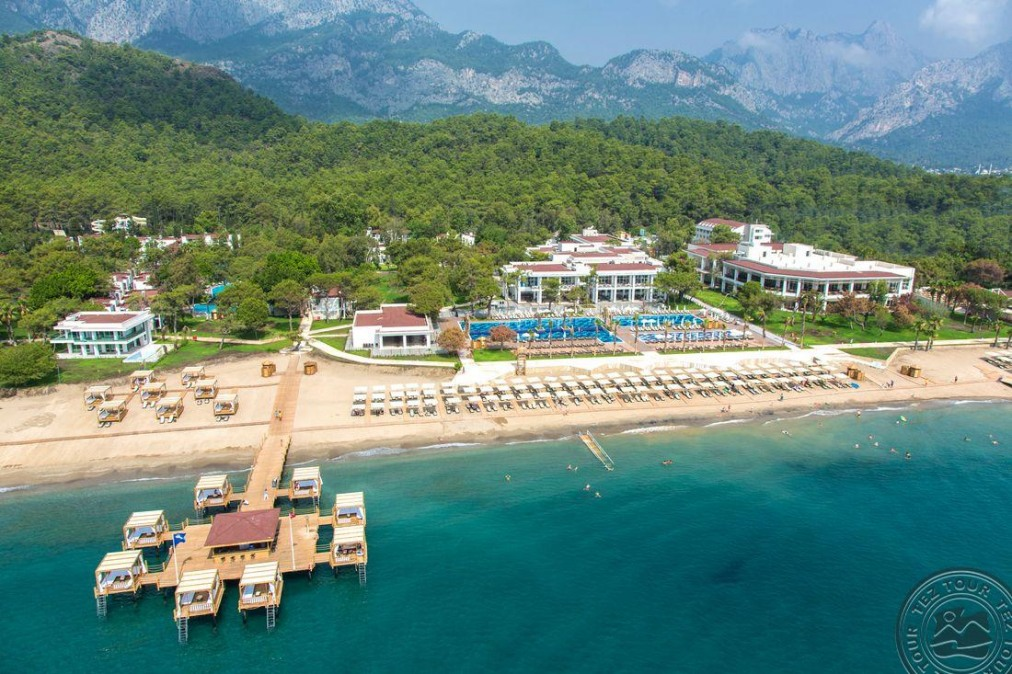 SHERWOOD EXCLUSIVE KEMER 5 *