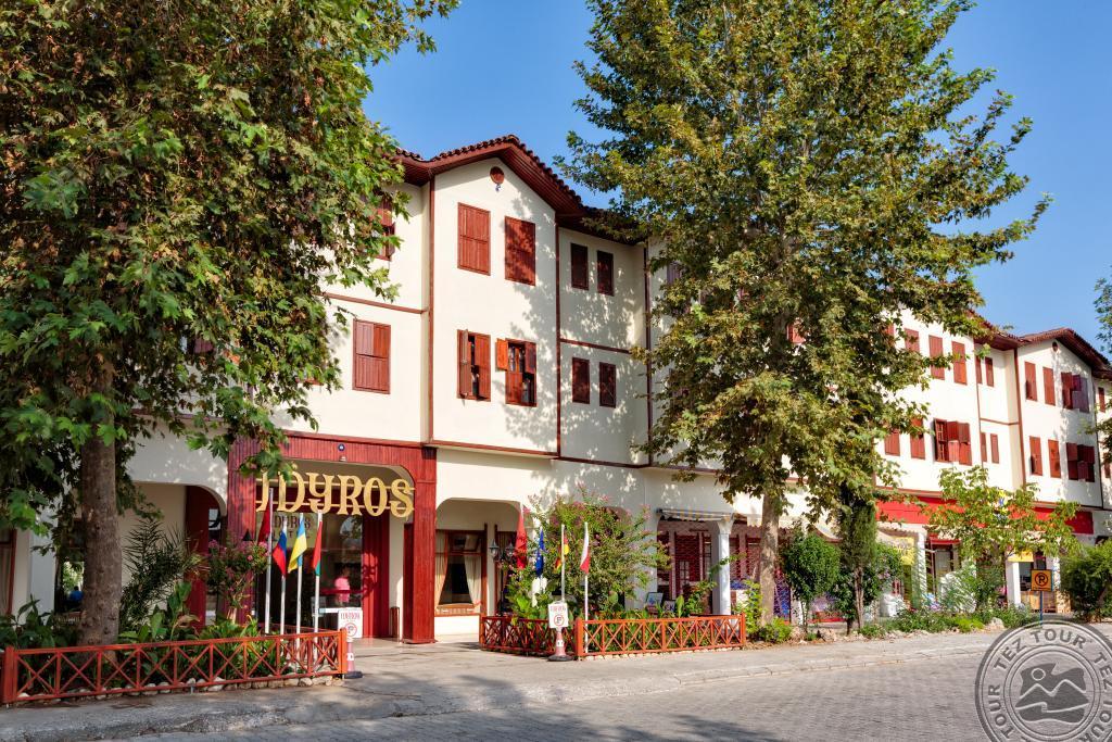 Почивка в IDYROS HOTEL 3 *