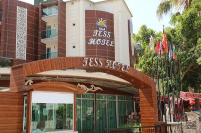 CLUB TESS HOTEL 4 *
