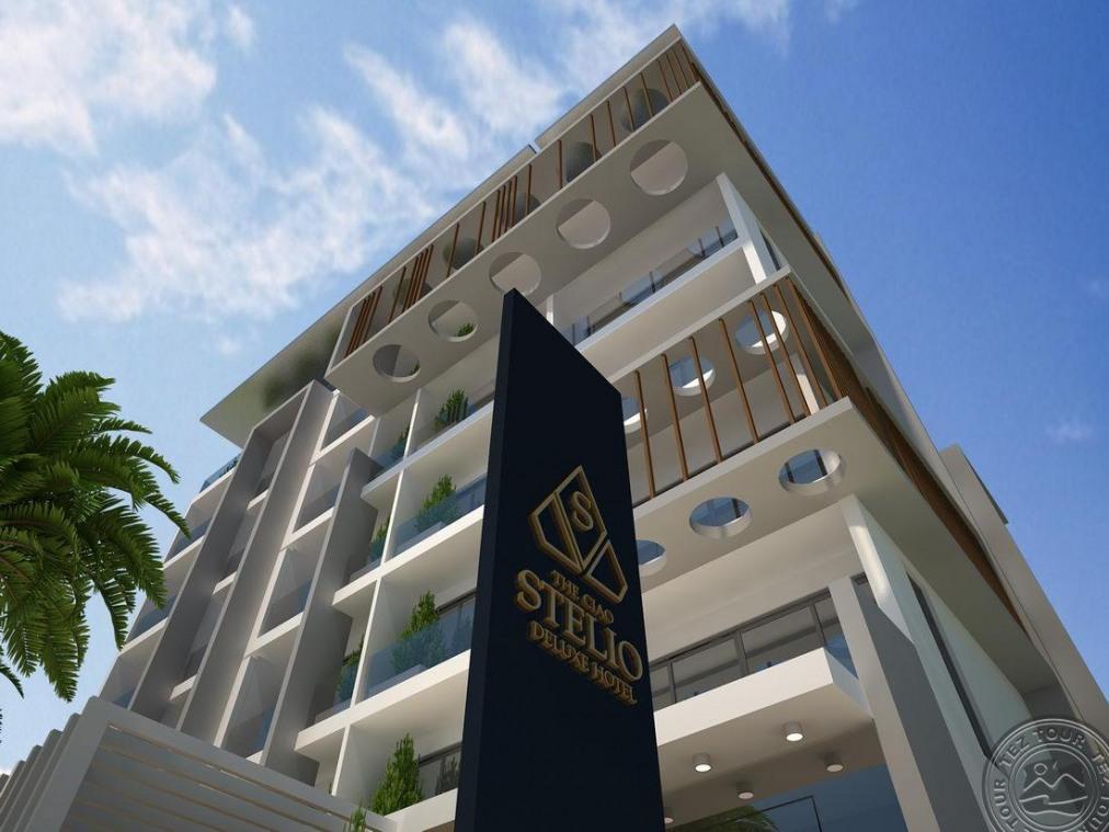 THE CIAO STELIO DELUXE HOTEL 5*