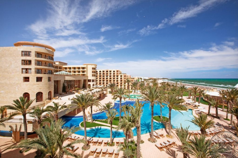 Почивка в MOVENPICK RESORT AND MARINE SPA SOUSSE 5*