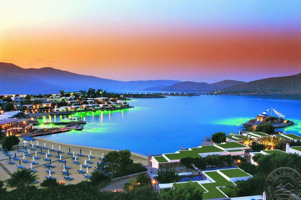 ELOUNDA BEACH RESORT & VILLAS 5* Deluxe