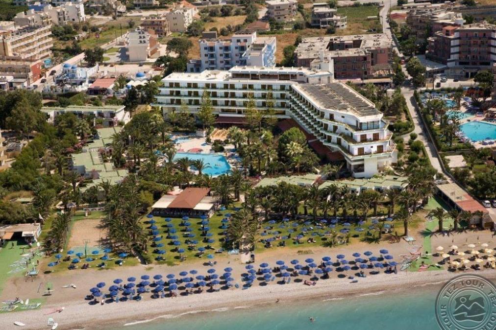 BLUE HORIZON PALM BEACH HOTEL & BUNGALOWS 4 *