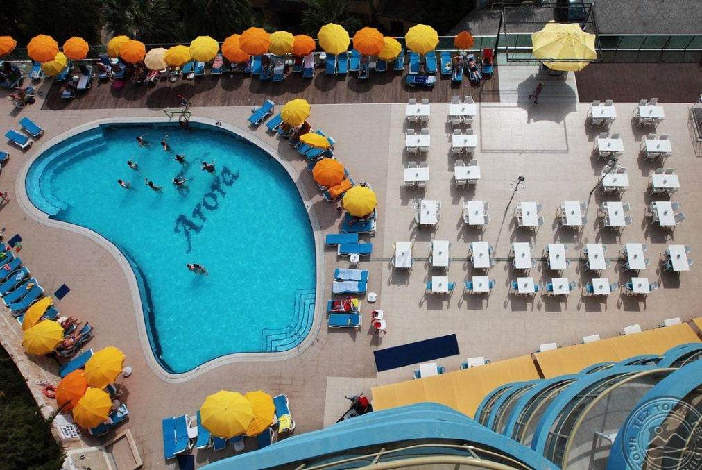 Почивка в ARORA HOTEL 4*