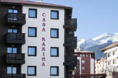 CASA KARINA Aparthotel 4*