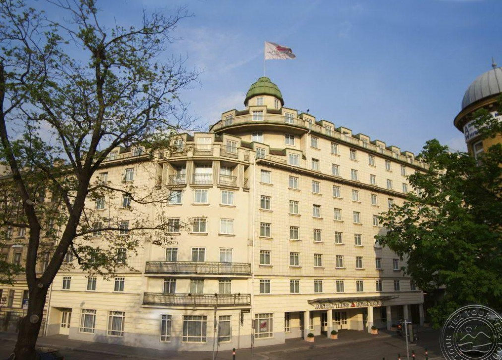 Почивка в ANANAS AUSTRIA TREND HOTEL 4 *