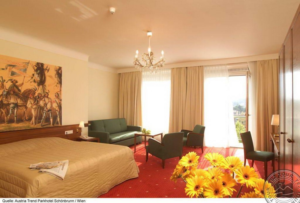 Почивка в PARKHOTEL SCHOENBRUNN AUSTRIA TREND HOTEL 4 *
