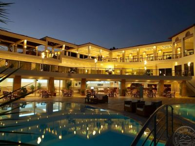 ALEXANDROS PALACE HOTEL & SUITES 5 *