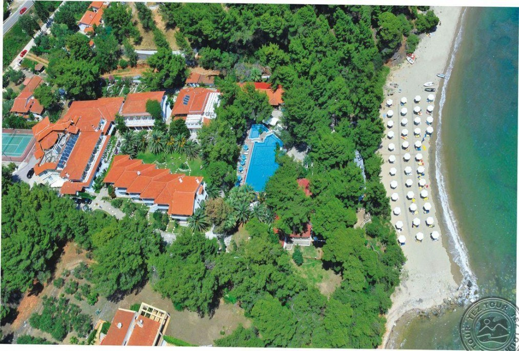 Почивка в PORFI BEACH HOTEL 3*