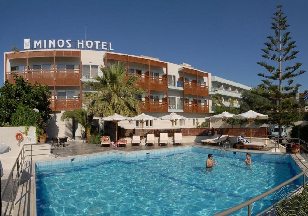 Почивка в MINOS HOTEL 4*