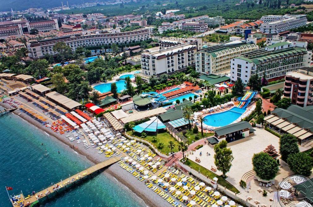 Почивка в ARMAS BEACH HOTEL 4*
