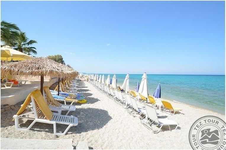 Почивка в SOUSOURAS BEACH 3*