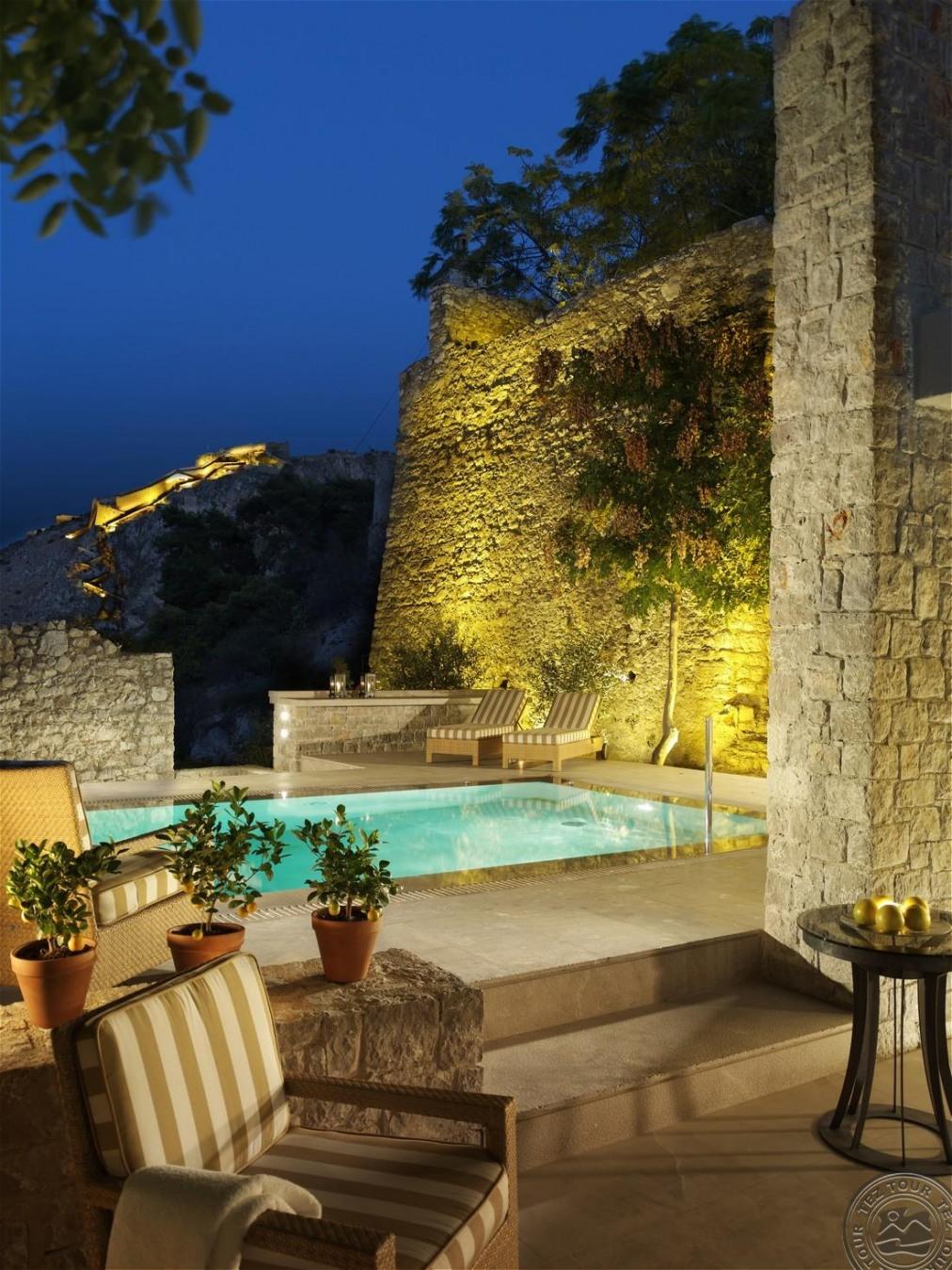 Почивка в NAFPLIA PALACE HOTEL & VILLAS 5 *