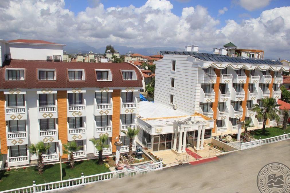 Почивка в PALMIYE GARDEN HOTEL 3 *