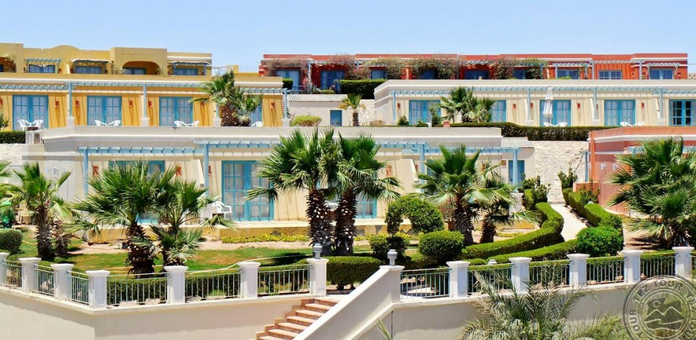 Почивка в BELLEVUE BEACH HOTEL (EL GOUNA) 4*