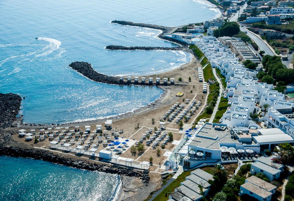 Почивка в KNOSSOS BEACH BUNGALOWS & SUITES 4*